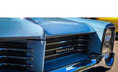 Front of Pontiac