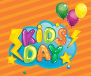 Kids Day banner
