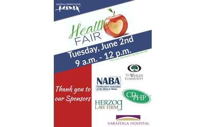 2020 Health Fair Poster