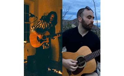 Sam Reed & Mike Mulholland to Perform at Ledge Rock Hill Winery