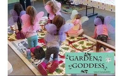 Kids Fairy Garden Workshop