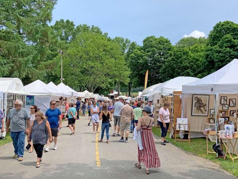 Rhinebeck Crafts Festival