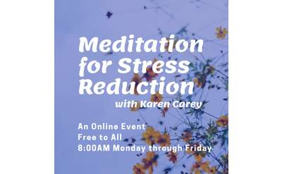 Mediation for Stress Reduction