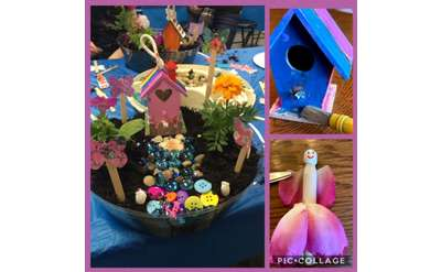 Fairy Garden Take Home Kit