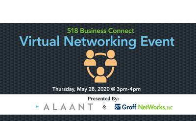 518 Business Connect - Virtual Networking Event 5/28