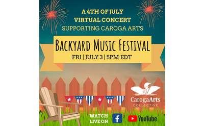 Backyard Music Festival