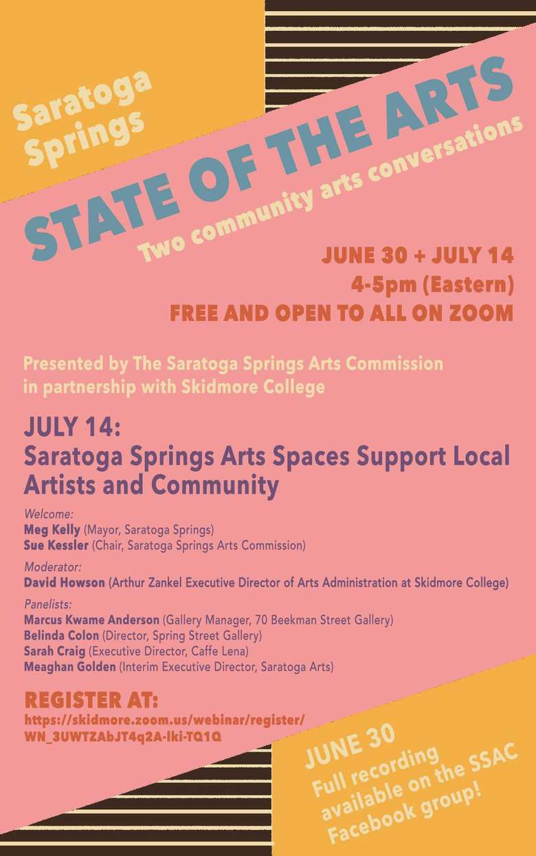 state of the arts poster