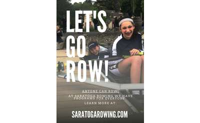Anyone can row!
