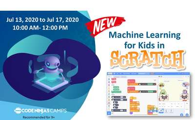Machine Learning for Kids in Scratch