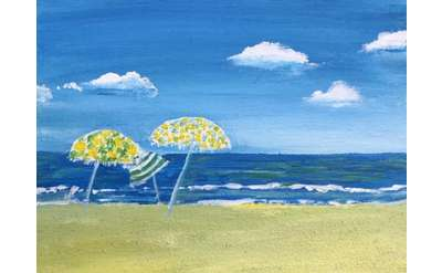 Beach Umbrellas Noreen