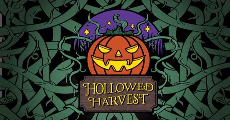 hollowed harvest logo