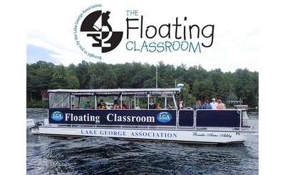 Floating Classroom boat