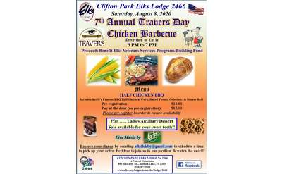 Chicken BBQ Flyer