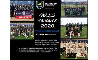NYEFC Tryouts Open!