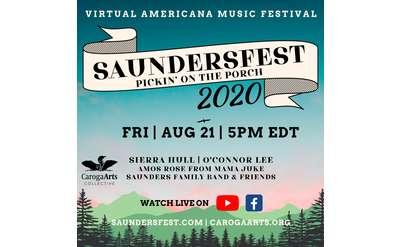 SAUNDERSFEST 2020