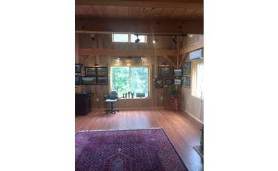Inside Whiting's Studio