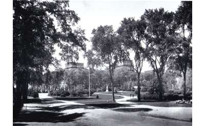 Congress Park in 1926