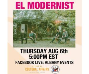 event poster image for el modernist