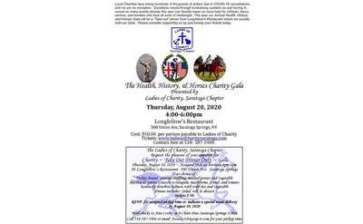 LOC Take-Out Gala Invitation