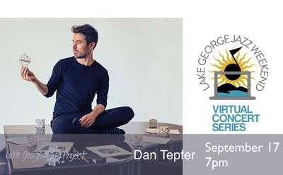 Virtual Jazz Weekend, Dan Tepfer