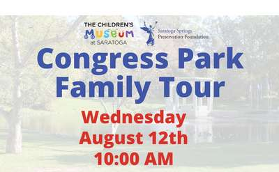 Congress Park Family Tour