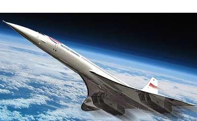 Replica Concorde Coming to ESAM Soon!