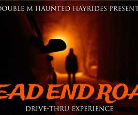 dead end road poster