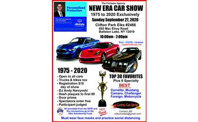 2020 New Era Car Show