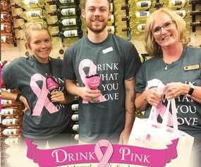 Drink Pink at Adirondack Winery!