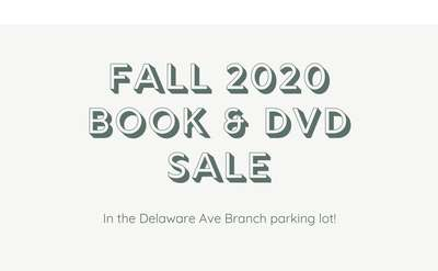 Fall Book and DVD Sale