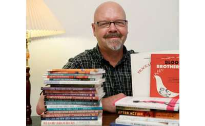 author with books