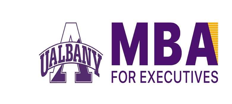 University at Albany MBA for Executives logo