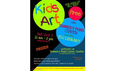Art for Kids event