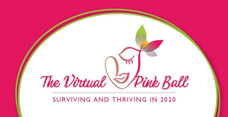 virtual pink ball banner