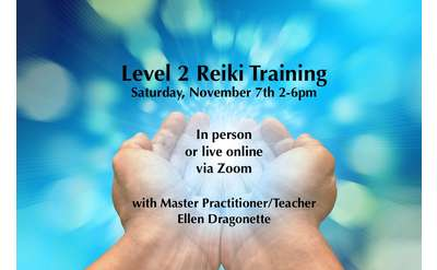Level 2 Reiki Training