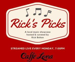 Rick's Picks poster
