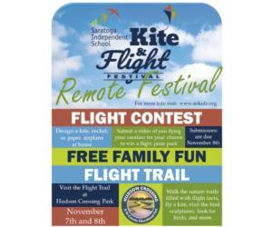 a kite festival poster