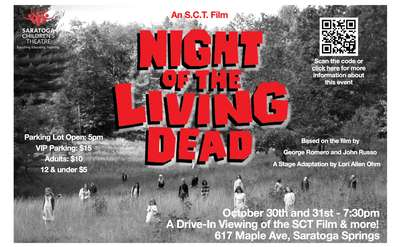 SCT presents Night of the Living Dead