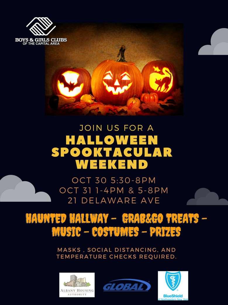 Halloween Spooktacular Weekend