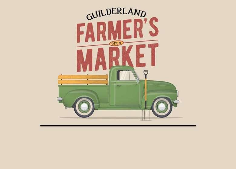 guilderland farmers market logo