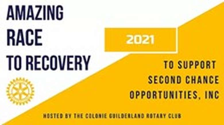 Amazing Race to Recovery 2021