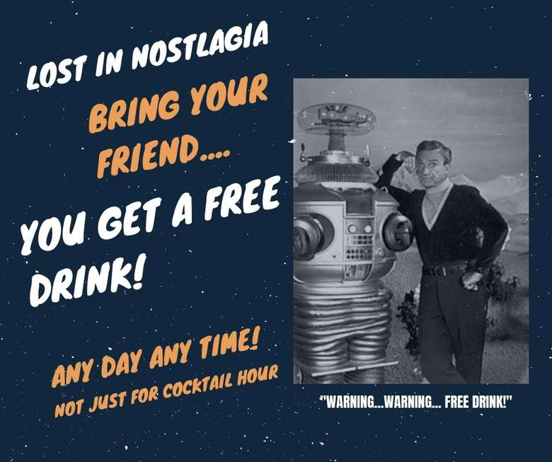 Bring a friend for trivia and take advantage of this offer!