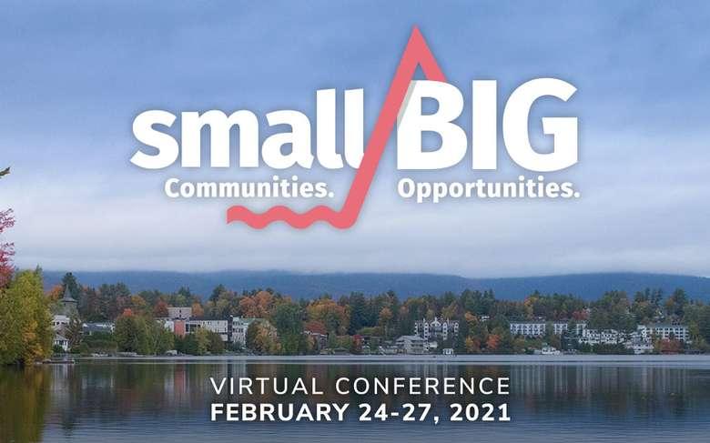 small communities big opportunities poster