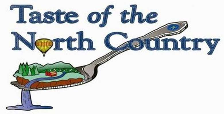 Taste of the North Country logo