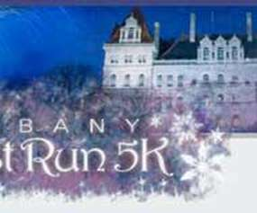 Last Run 5K logo