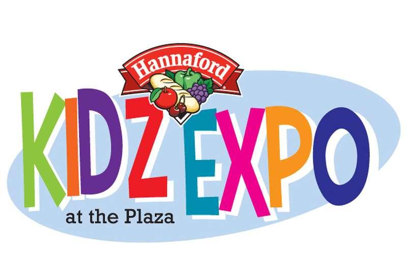 hannaford kidz expo poster hannford kidz expo logo - Hannaford Christmas Hours