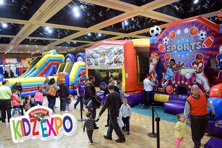kidz expo attendees