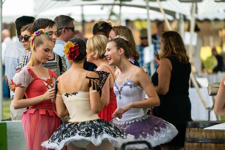 ballet gala 2018