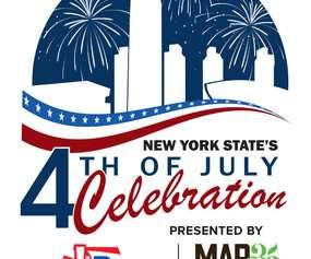 4th of july logo