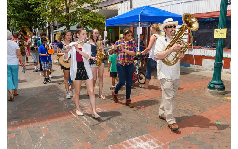 23rd Annual Kids' Arts Festival In Schenectady NY (8)